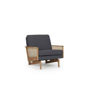 Egsmark Wood stoel
